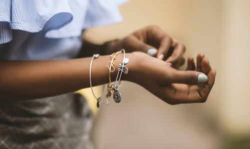 Tania biżuteria srebrna